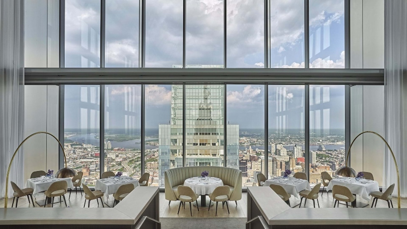 10 High-End Design Projects by Foster and Partners foster and partners 10 Amazing Design Projects by Foster and Partners four seasons