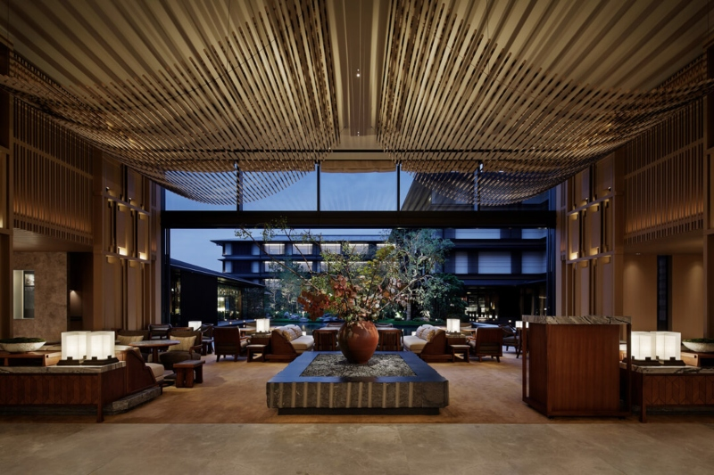 Andre Fu Studio andre fu studio Andre Fu Studio will inspire you with these amazing projects hotel the mitsui Andre Fu Studio