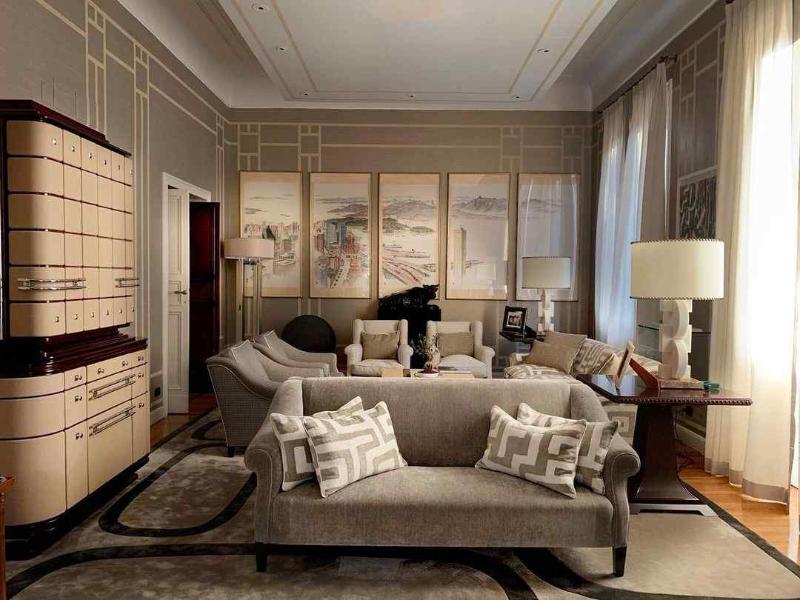 10 Singular Interior Design Projects by Milan Designers milan designers Singular Interior Design Projects by Milan Designers rome 1