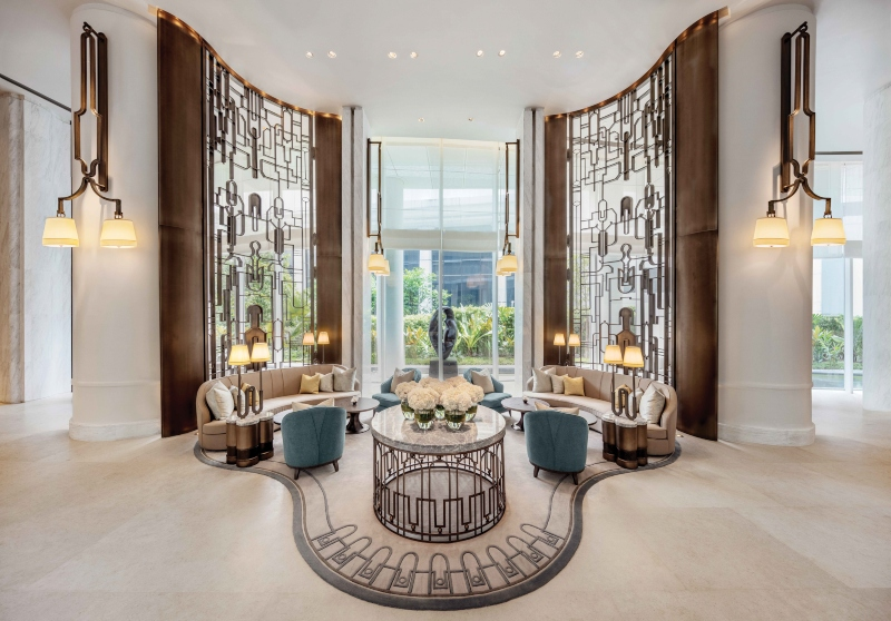 Andre Fu Studio andre fu studio Andre Fu Studio will inspire you with these amazing projects the waldorf astoria andre fu studio