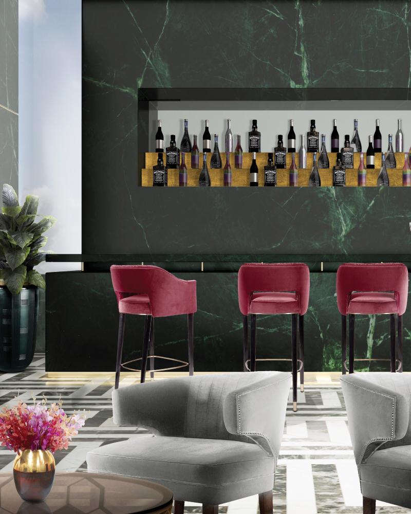 the interior designer marta auyanet Modern Interior Design Ideas For Yor Home by Marta Auyanet BB Hotel 16 Bar with Ibis Armchairs 1