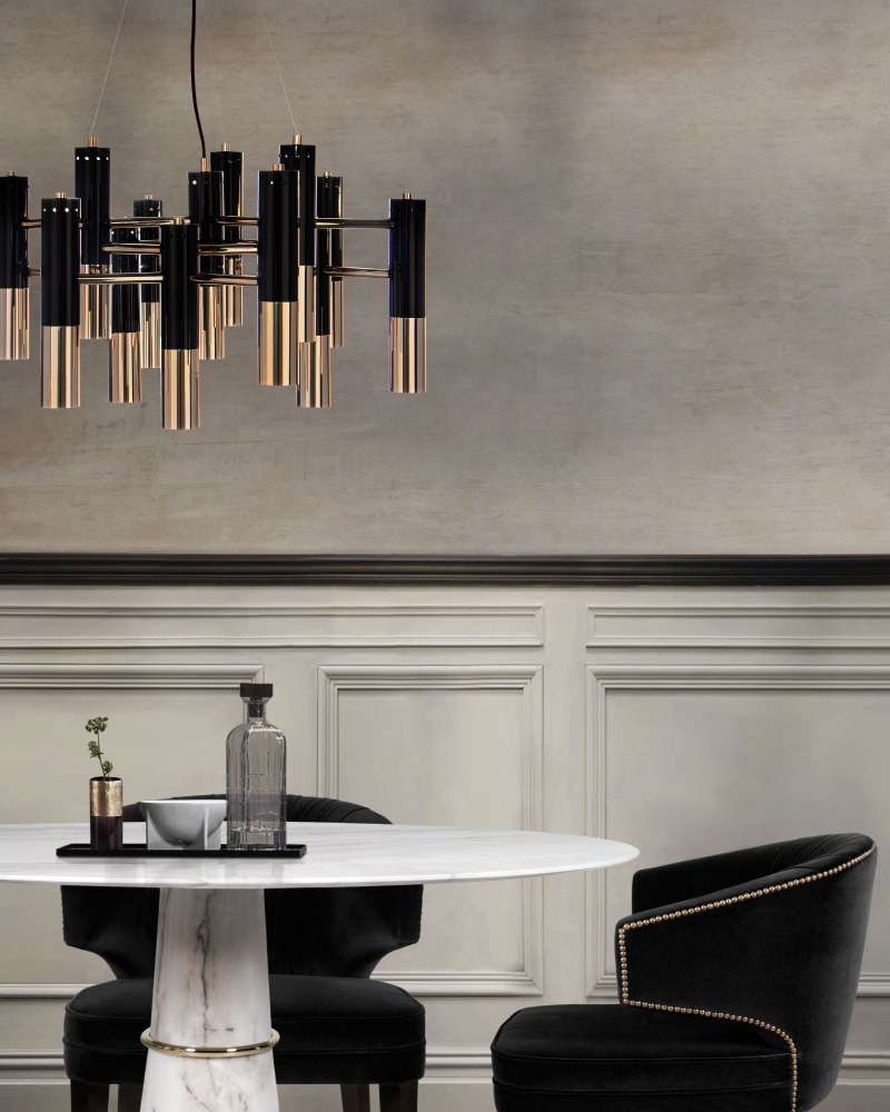 Finest Design Projects from Ana Moussinet ana moussinet Finest Design Projects from Ana Moussinet BRABBU DINING ROOM 2