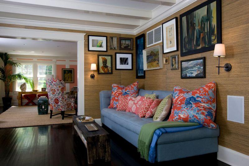 Cafiero Select: Eclectic Living Room Ideas cafiero select Cafiero Select: Eclectic Living Room Ideas Cafiero Select     Home Wainscott 3