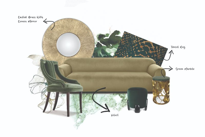 Create an Urban Jungle in Your Home with the Forest Design Trend forest design Create an Urban Jungle in Your Home with the Forest Design Trend Create an Urban Jungle in Your Home with the Forest Design Trend 1