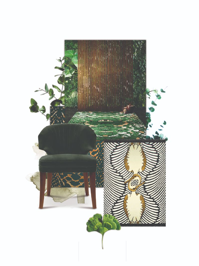 Create an Urban Jungle in Your Home with the Forest Design Trend forest design Create an Urban Jungle in Your Home with the Forest Design Trend Create an Urban Jungle in Your Home with the Forest Design Trend 9 1