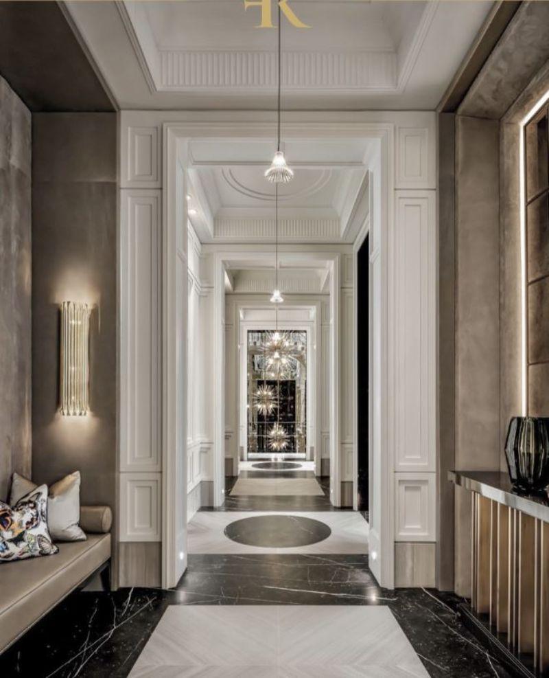 Ferris Rafauli Elite Inspirations To Master Your Design ferris rafauli Ferris Rafauli Elite Inspirations To Master Your Design Ferris Rafauli     Golden Hallway