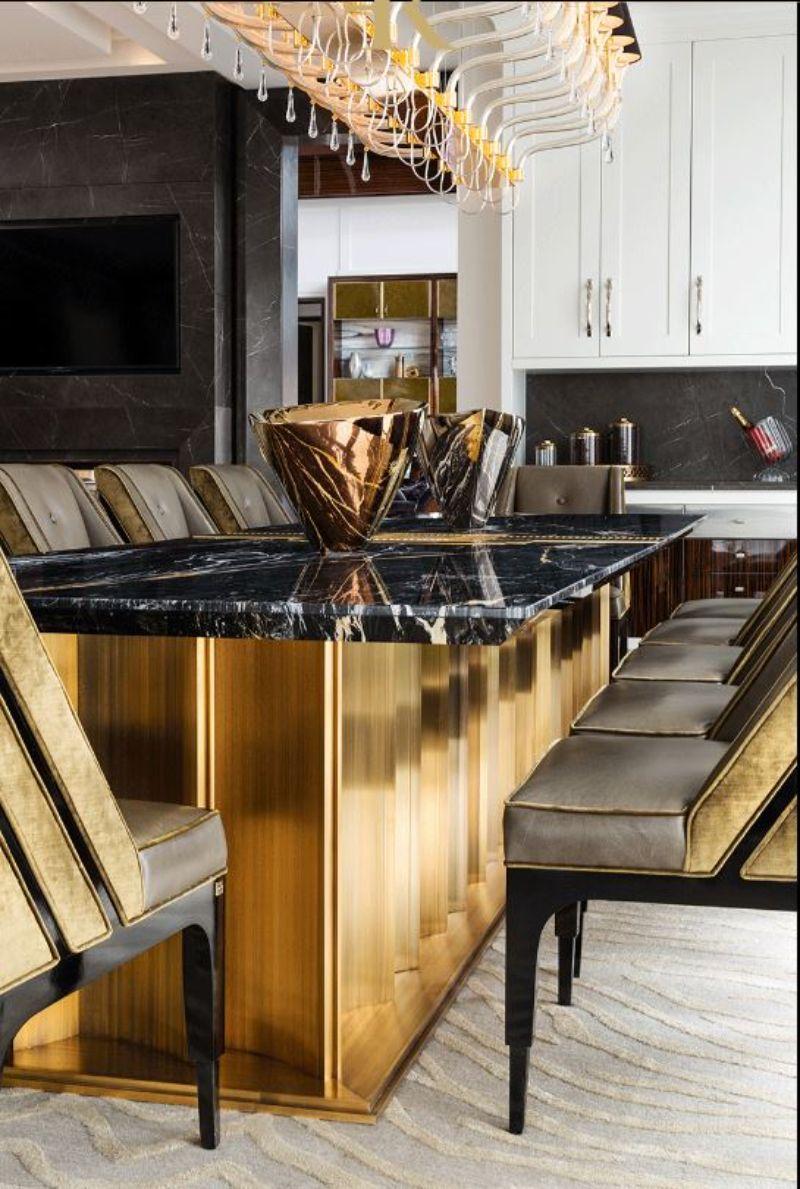 Ferris Rafauli Elite Inspirations To Master Your Design ferris rafauli Ferris Rafauli Elite Inspirations To Master Your Design Ferris Rafauli     Luxury Golden Dining Room