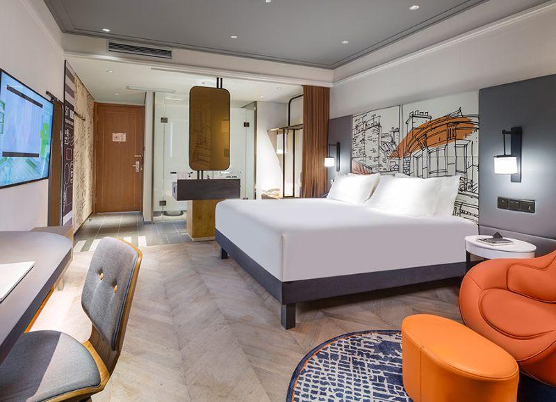 Steven Leach Group, The Best Hospitality Decor Ideas steven leach group Steven Leach Group, The Best Hospitality Decor Ideas STEVEN LEACH GROUP IBIS Style Guestroom Design