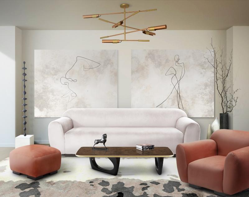 Studio Giancarlo Valle, New York Most Refined Interiors studio giancarlo valle Studio Giancarlo Valle, New York Most Refined Interiors living otter sofa koben suspension 1