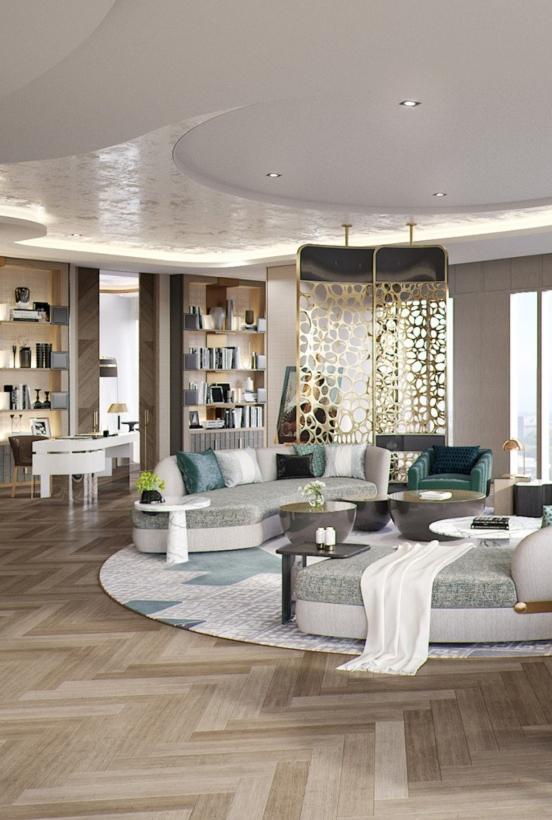 HOK New York hok HOK Global Interior Design Trends HOK New York