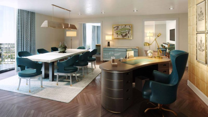 House Design Interior From David Collins Studio To Inspire You  house design interior House Design Interior From David Collins Studio To Inspire You House Design Interior9