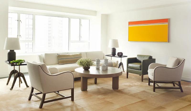 Huniford Design Studio - Creating Fierce Interiors huniford design Huniford Design Studio – Creating Fierce Interiors Huniford Design Studio Creating Fierce Interiors Mid Century Apartment