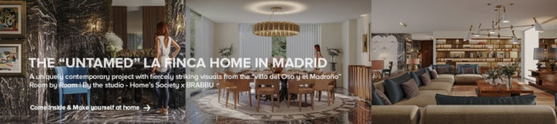 the archers: modern living room interiors The Archers: Modern Living Room Interiors banner casa mdrid800
