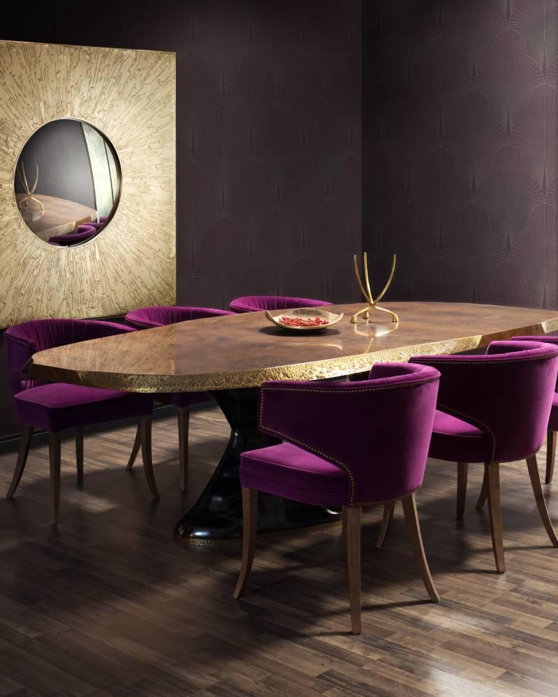 little known secrets from kelly wearstler's design projects Little Known secrets from Kelly Wearstler's Design Projects ibis chair plateu table dining huli mirror 1
