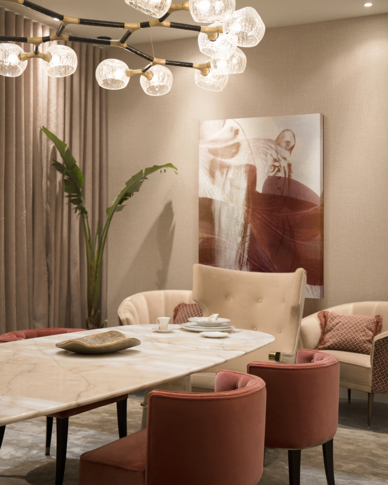 Holistic design experience with Studio William Hefner BB dining classic 2