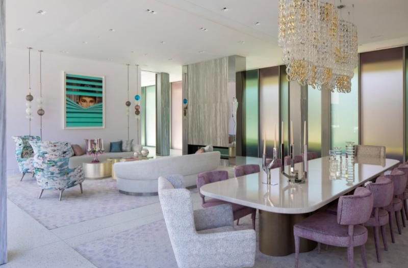Holistic design experience with Studio William Hefner  Holistic design experience with Studio William Hefner Beverly Hills