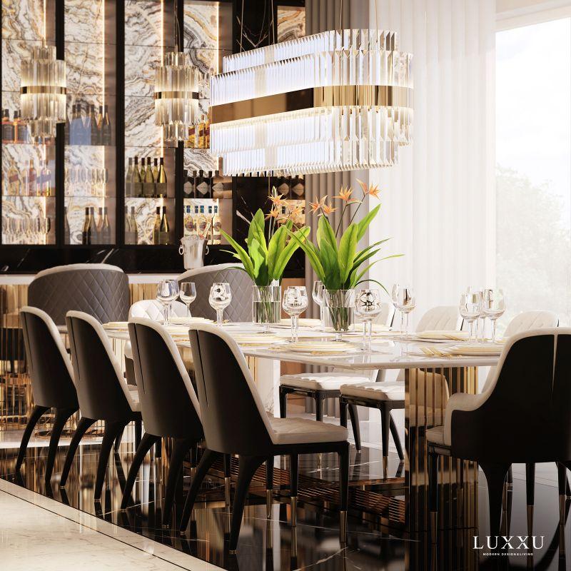 dining room and kitchen design Dining Room and Kitchen Design: Elegant, Modern & Practical Decor Dining Room and Kitchen Design Elegant Modern Practical Decor 1