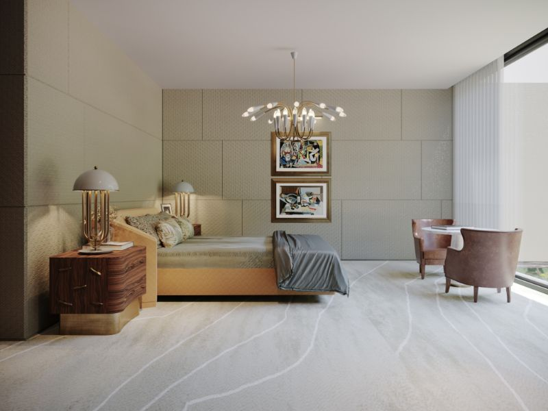 Modern Bedroom and Closet Design: Sophisticated & Timeless modern bedroom and closet design Modern Bedroom and Closet Design: Sophisticated & Timeless Modern Bedroom and Closet Design Sophisticated Timeless 1