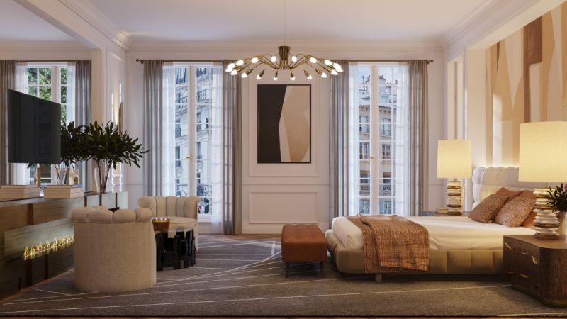 Modern Bedroom and Closet Design: Sophisticated & Timeless modern bedroom and closet design Modern Bedroom and Closet Design: Sophisticated & Timeless Modern Bedroom and Closet Design Sophisticated Timeless 2