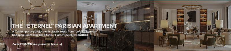 la finca home Discover The Untamed: Contemporary Interior Design from La Finca Home the eternal parisian apartment 800