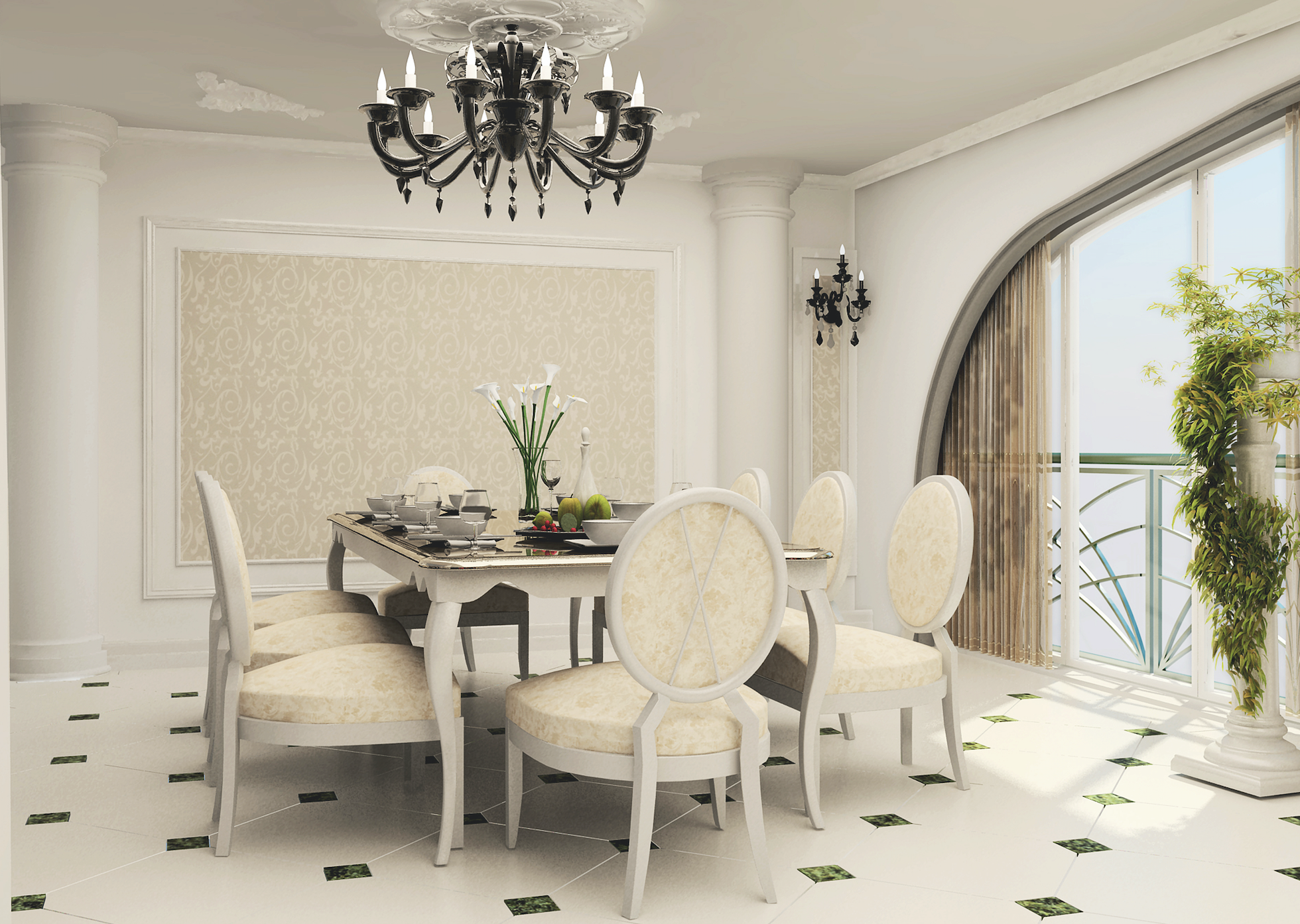 Karla Chacon  interior design lucury decoration karla chacon Karla Chacon: Glamorous Modern Interior Design Ideas 1