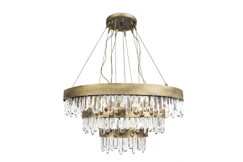 karla chacon Karla Chacon: Glamorous Modern Interior Design Ideas BRABBU naicca chandelier