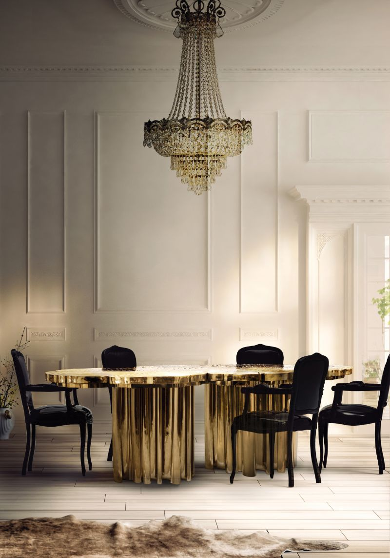 dining room and kitchen design Dining Room and Kitchen Design: Elegant, Modern & Practical Decor Dining Room and Kitchen Design Elegant Modern Practical Decor 4