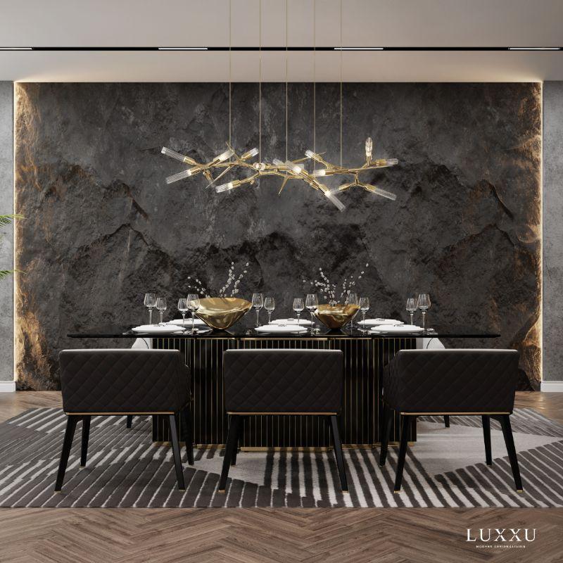 dining room and kitchen design Dining Room and Kitchen Design: Elegant, Modern & Practical Decor Dining Room and Kitchen Design Elegant Modern Practical Decor 5