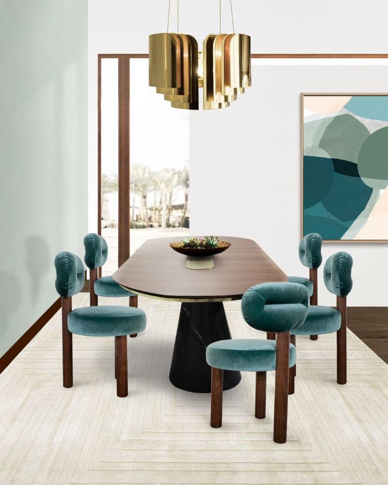 dining room and kitchen design Dining Room and Kitchen Design: Elegant, Modern & Practical Decor Dining Room and Kitchen Design Elegant Modern Practical Decor 7