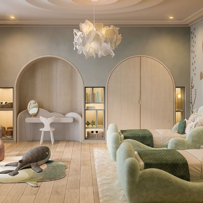 Modern Bedroom and Closet Design Sophisticated & Timeless 4 green velvet bed modern bedroom and closet design Modern Bedroom and Closet Design: Sophisticated & Timeless Modern Bedroom and Closet Design Sophisticated Timeless 4 green velvet bed
