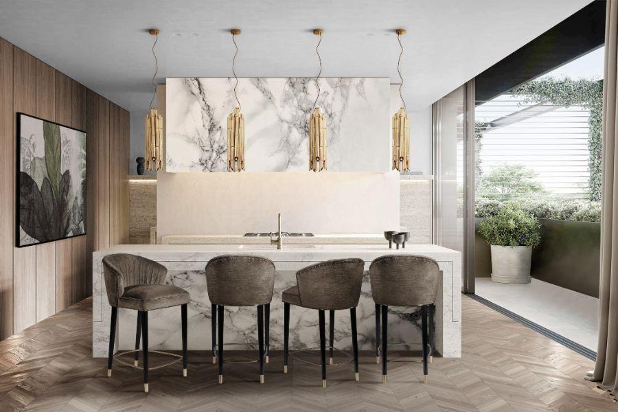 Modern Kitchen Design Ideas: Functional, Practical, Trendy & Timeless modern kitchen design ideas Modern Kitchen Design Ideas: Functional, Practical, Trendy & Timeless Modern Kitchen Design Ideas Functional Practical Trendy Timeless 2
