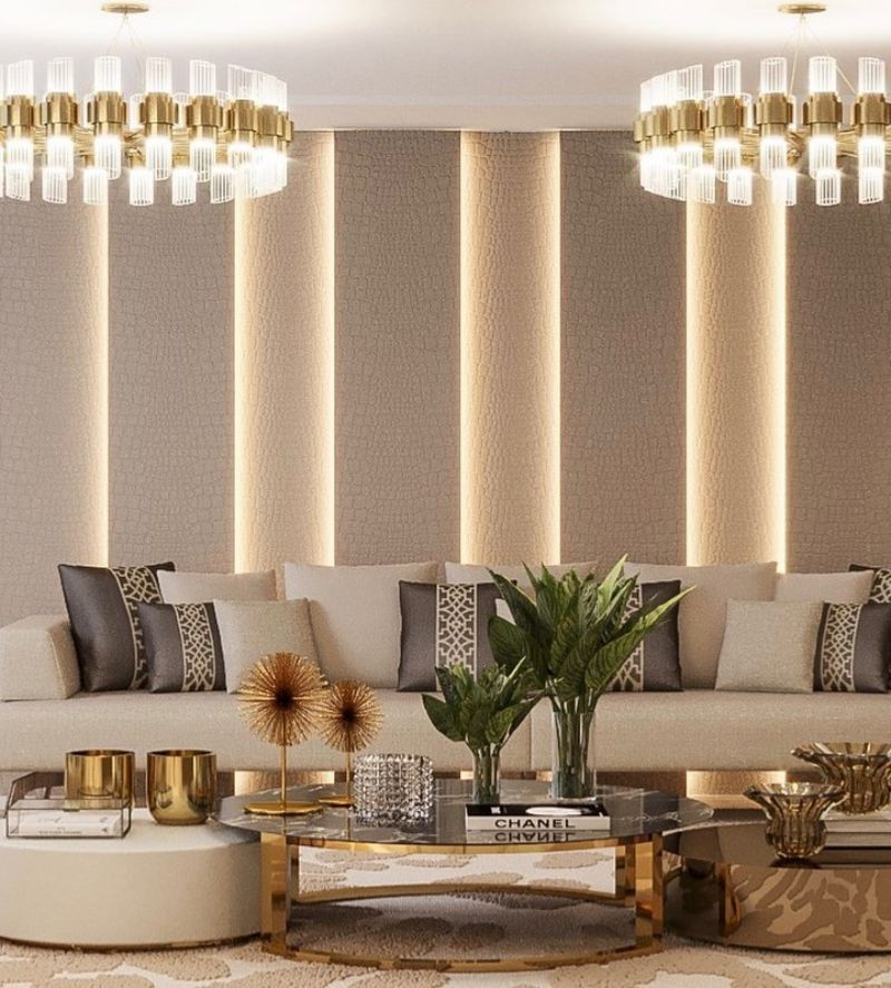 modern living room ideas Modern Living Room Ideas: Sophisticated, Comfortable and Fierce Design Modern Living Room Ideas Sophisticated Comfortable and Fierce Design 2 gold center table 1