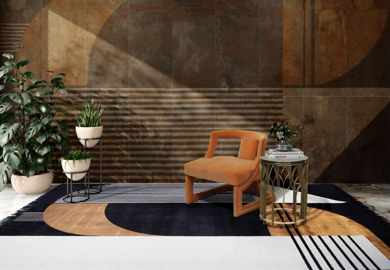modern reading corner design Modern Reading Corner Design: Comfortable, Functional, Nature-Inspired Modern Reading Corner Design Comfortable Functional Nature Inspired 1 orange velvet armchair