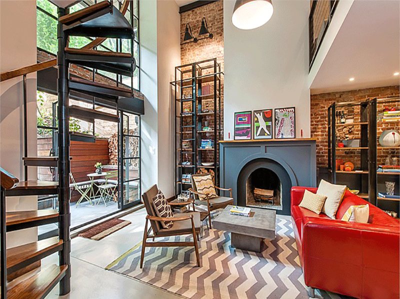 Tersigni Palachek - High-end Interiors from New York tersigni palachek Tersigni Palachek – High-end Interiors from New York Tersigni Palachek High end Interiors from New York Chelsea Townhouse 2