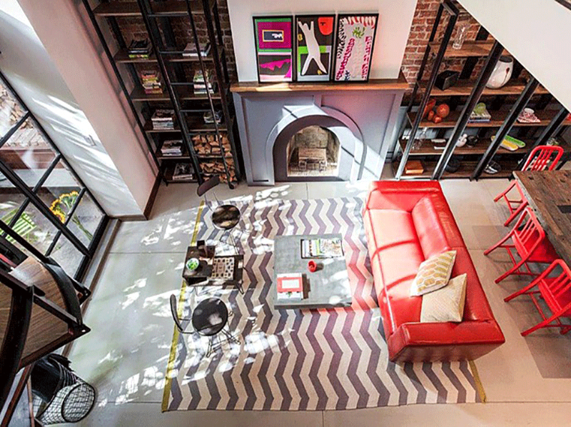 Tersigni Palachek - High-end Interiors from New York tersigni palachek Tersigni Palachek – High-end Interiors from New York Tersigni Palachek High end Interiors from New York Chelsea Townhouse