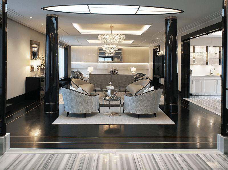 Tersigni Palachek - High-end Interiors from New York tersigni palachek Tersigni Palachek – High-end Interiors from New York Tersigni Palachek High end Interiors from New York Manhattan Penthouse 2