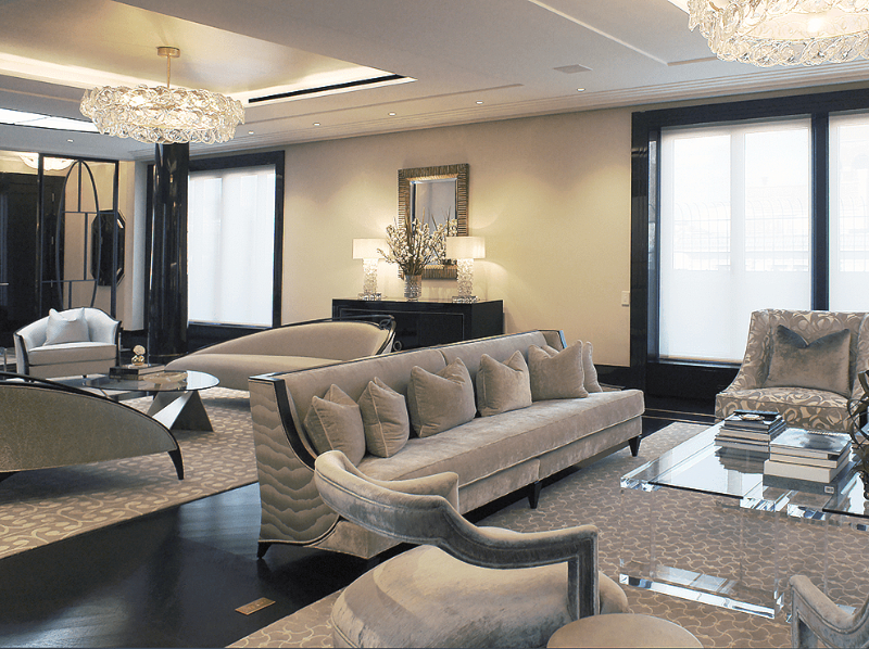 Tersigni Palachek - High-end Interiors from New York tersigni palachek Tersigni Palachek – High-end Interiors from New York Tersigni Palachek High end Interiors from New York Manhattan Penthouse