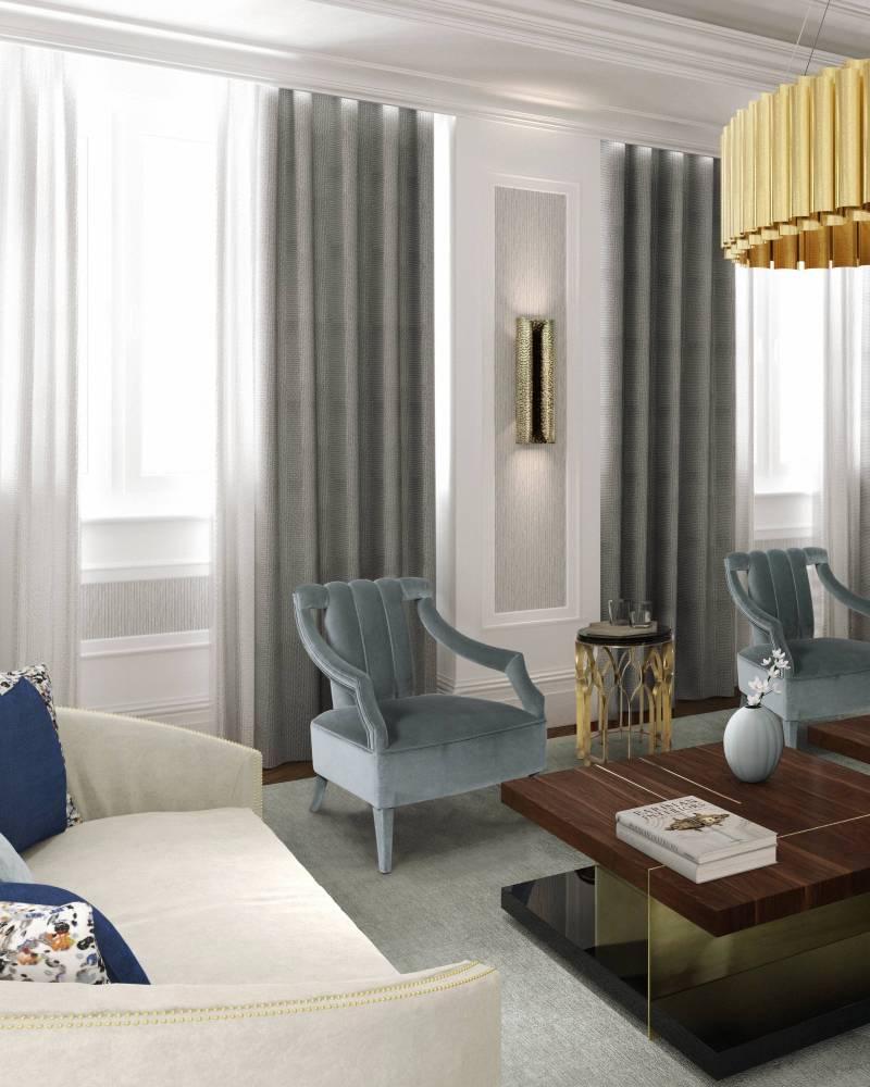 modern home decoration ideas Mustelier & Asociados: Modern Home Decoration Ideas aurum suspension light cayo armchair wales sofa1 1