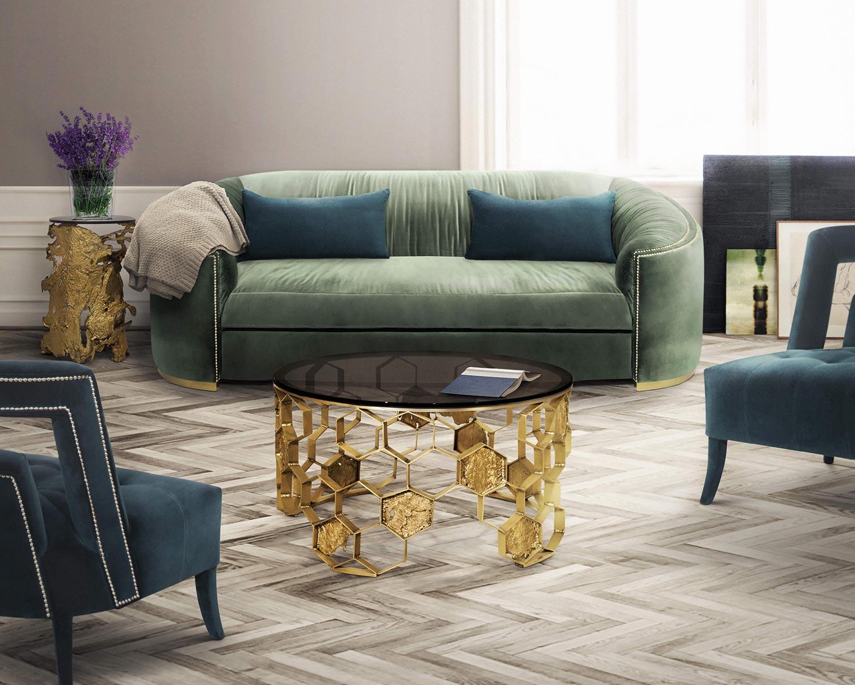 BRABBU wales sofa naj bold armchai cay side table karla chacon Karla Chacon: Glamorous Modern Interior Design Ideas brabbu karla cachon manuka center table