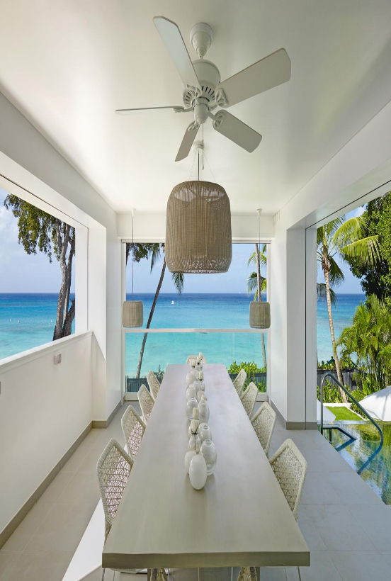 kelly hoppen Kelly Hoppen's incredible creations of interior design Kelly Hoppen projects Barbados 1