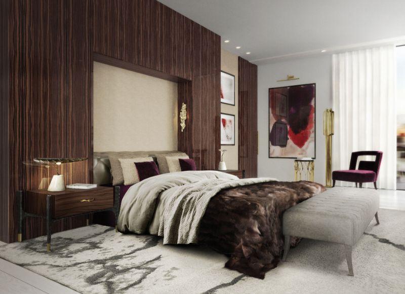 modern bedroom and closet design Modern Bedroom and Closet Design: Sophisticated & Timeless Modern Bedroom and Closet Design Sophisticated Timeless 2
