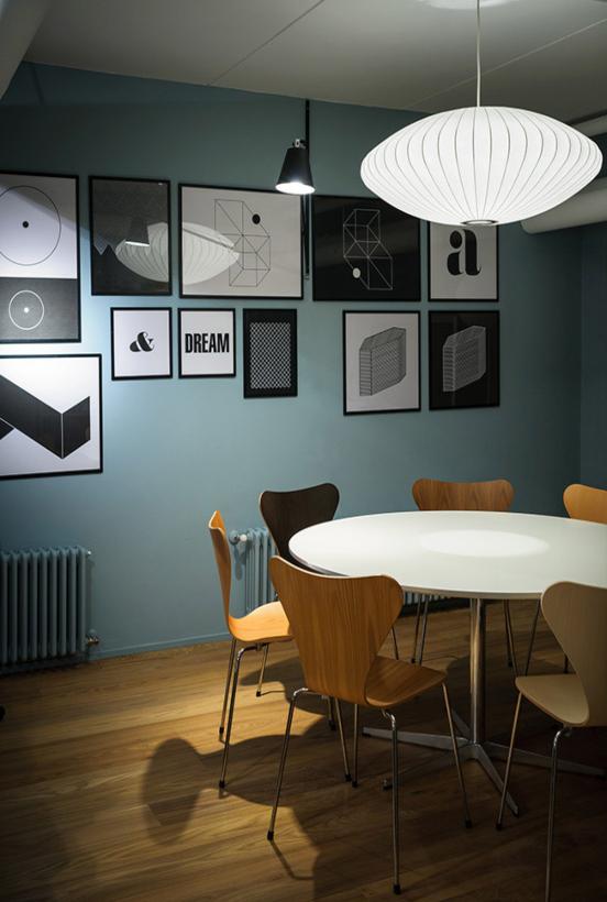 Modern Style Design Inspirations by Atelier Verticale - Fritz Hansen Showroom 2 atelier verticale Interior Design Ideas by Atelier Verticale Modern Style Design Inspirations by Atelier Verticale Fritz Hansen Showroom 2
