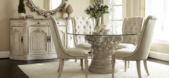 Upholstered furniture: Velvet or leather?