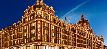 London's Knightsbridge: The Modern Danish Warehouse