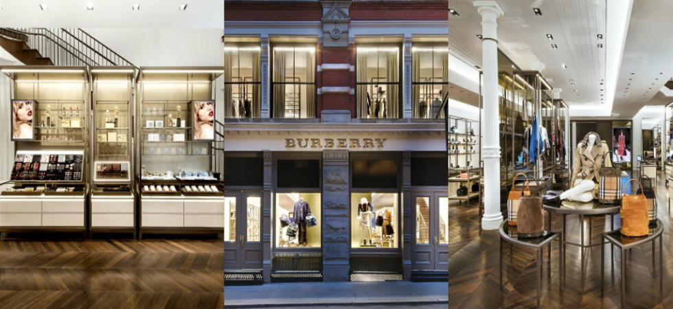 aad94a99d1c1 Burberry opens its new expanded store in Soho