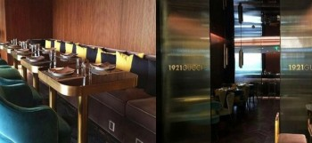In Shangai, there is a new Gucci-themed restaurant