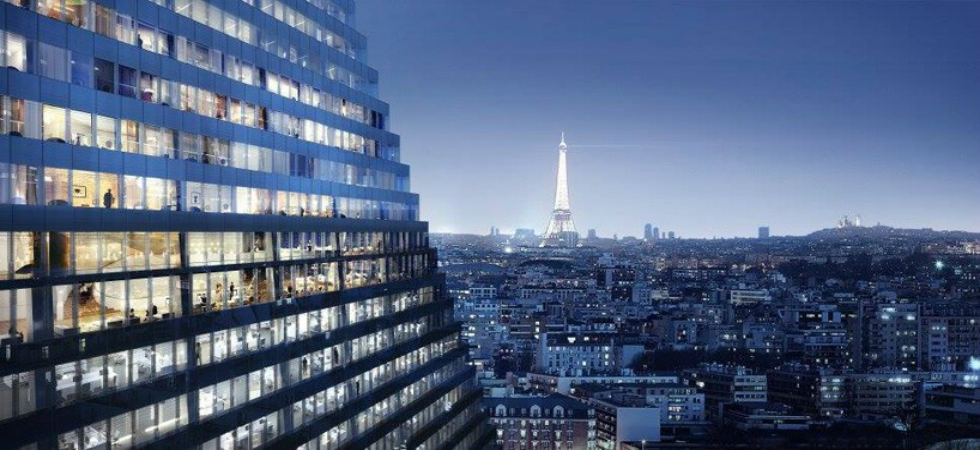 Paris will have a new triangular skyscraperParis will have a new triangular skyscraper 1