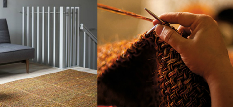 Rugs made from Plant Fibers are the new release of RuckstuhlRugs made from Plant Fibers are the new release of Ruckstuhl