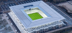 Football architecture: Herzog & De Meuron's football stadium's projects