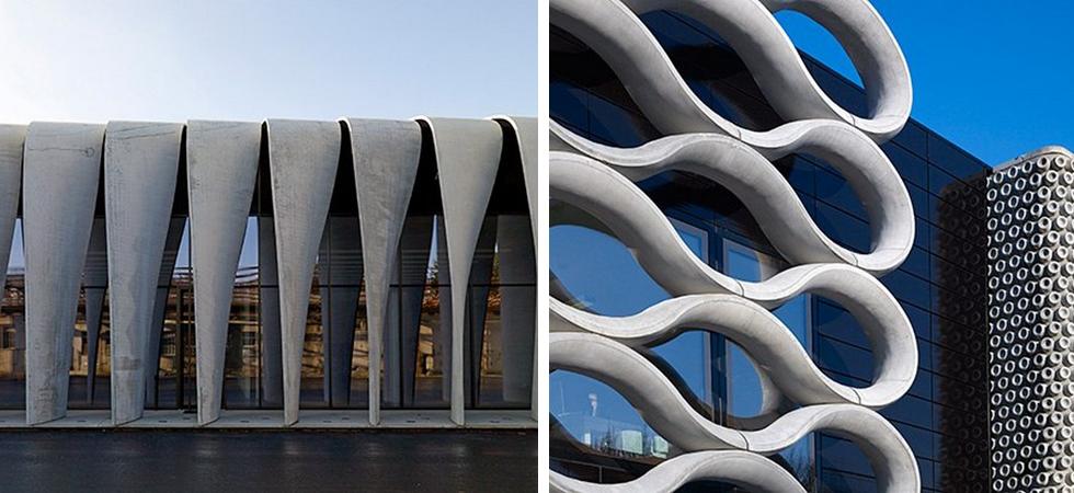 A concrete masterpiece: Bruno Bishofberger's new galleryUntitled 124